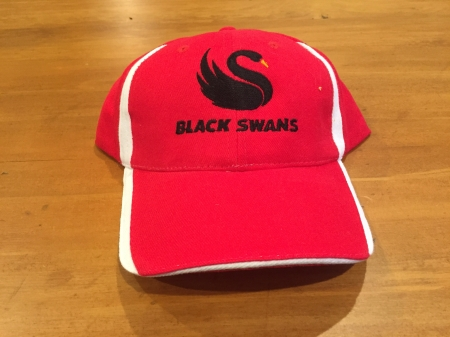 Black Swans Cap Red Team
