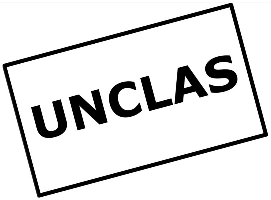 UNCLAS Logo
