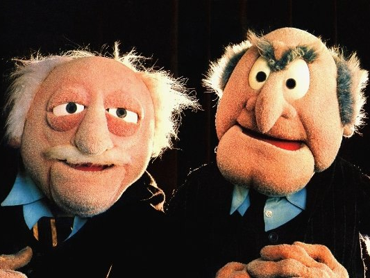 Statler and Waldorf - Organisational Performance Killers