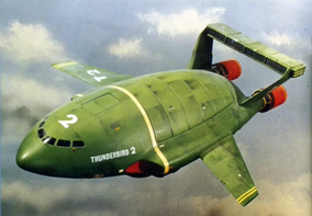 Thunderbird 2. Rights Remain with original owner