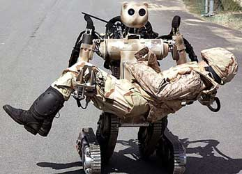military medical robots