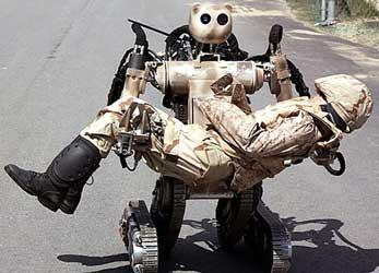 military medical robots