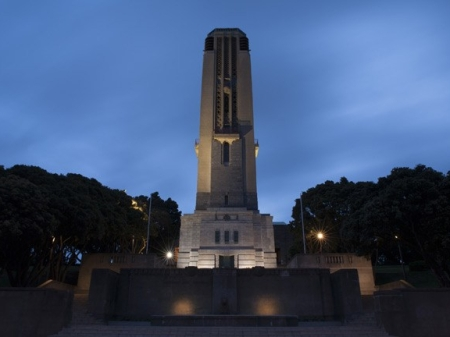 NZ National War Memorial - Source MinCH