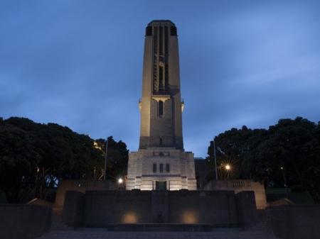 NZ National War Memorial - Source MinCH
