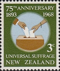 Universal Suffrage - What Becomes of the Disenfranchised?