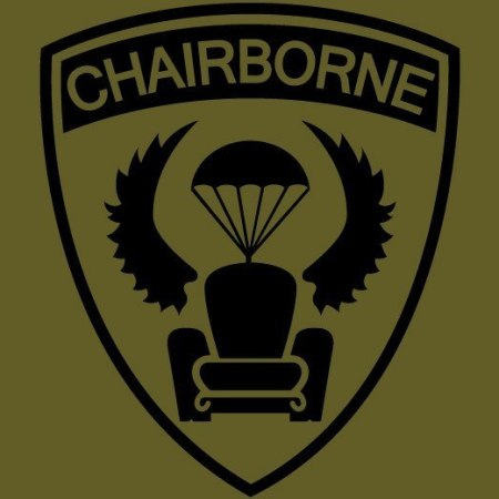 Chairborne Warrior Badge - Put an end to capital charge on NZ Defence Force assets