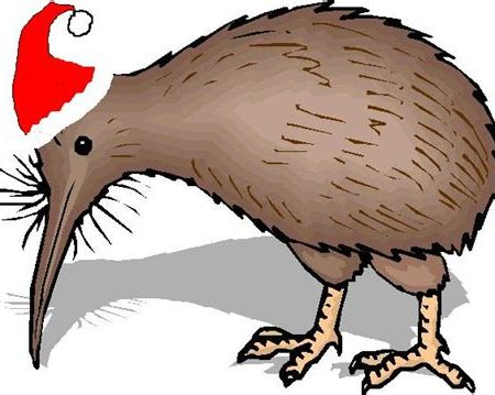 Merry Kiwi Christmas to Deployed Personnel