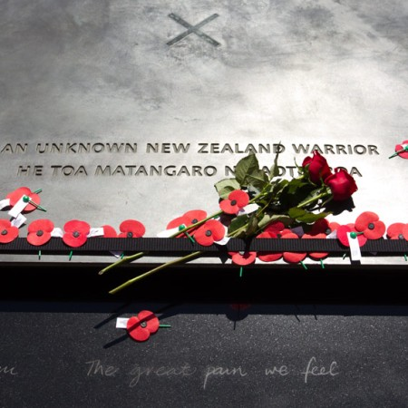 Tomb of Unknown Warrior NZ