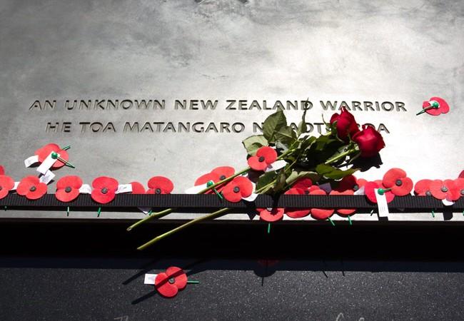 Tomb of Unknown Warrior NZ