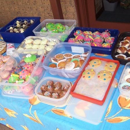 Cake Stall Fundraiser