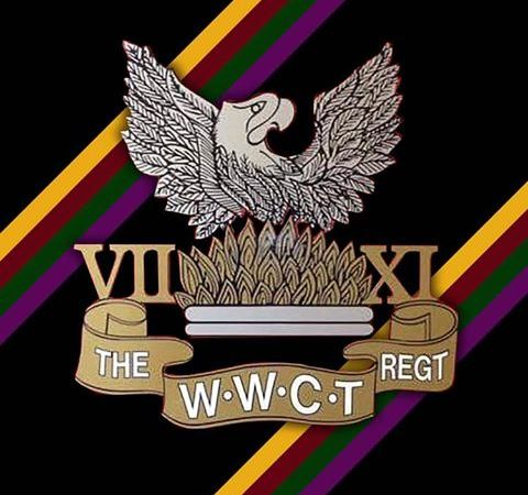 5th Battalion Wellington, West Coast & Taranaki Regimental Association Logo