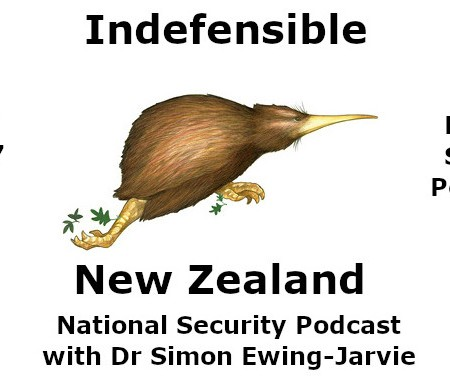 Indefensible New Zealand National Security Podcast Logo S1E7