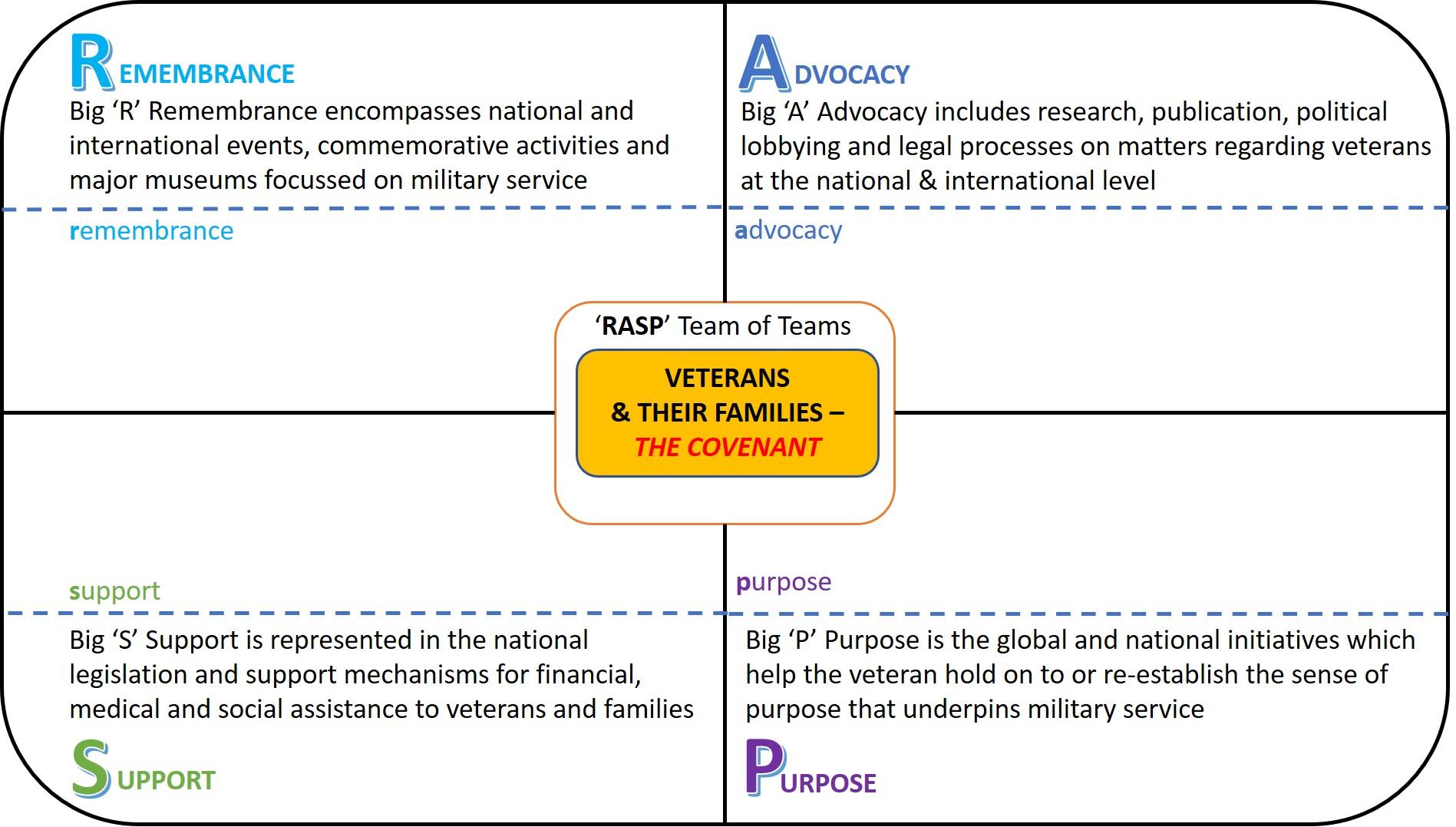 RASP NZ Veterans Model BIG Definitions Sep 2021